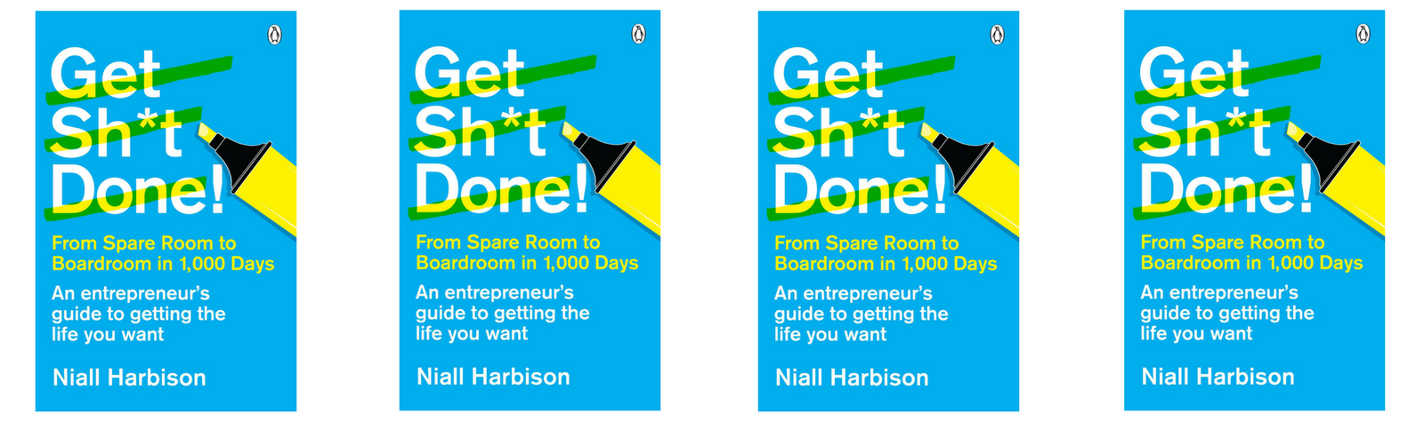 READ THIS: Get Shit Done