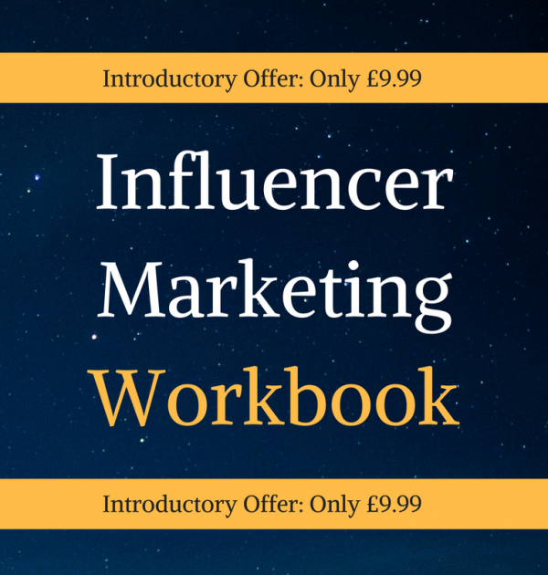 Influencer Marketing Workbook