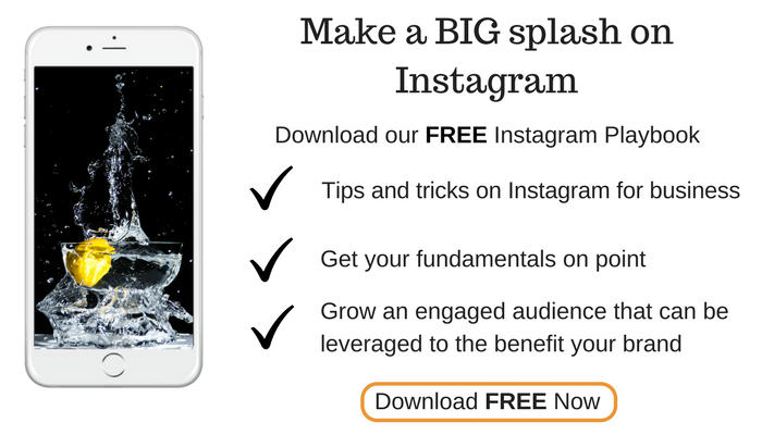 Want to make a BIG splash on Instagram?